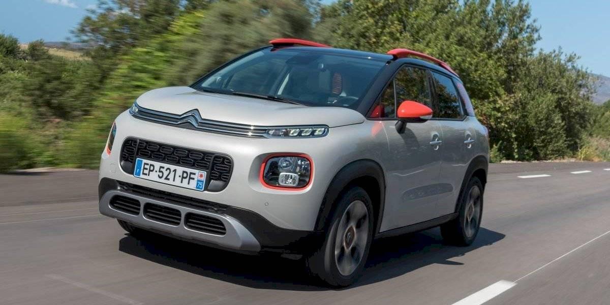 Citroën celebra el éxito de ventas de su C3 Aircross