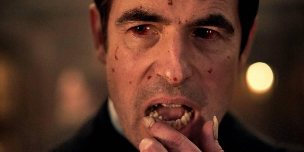 'Drácula', nova série da Netflix, ganha trailer sangrento