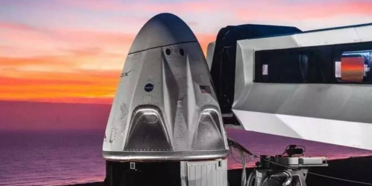 El vuelo de SpaceX ya tiene simulación gracias a Elon Musk y su Twitter