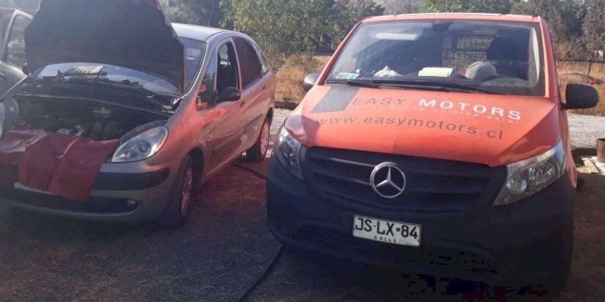 Easy Motors, una alternativa de asistencia mecánica a domicilio