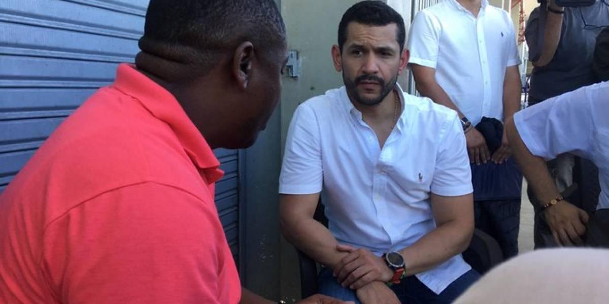 Gobierno se reunió con Leyner Palacios y prometió aumentar su seguridad