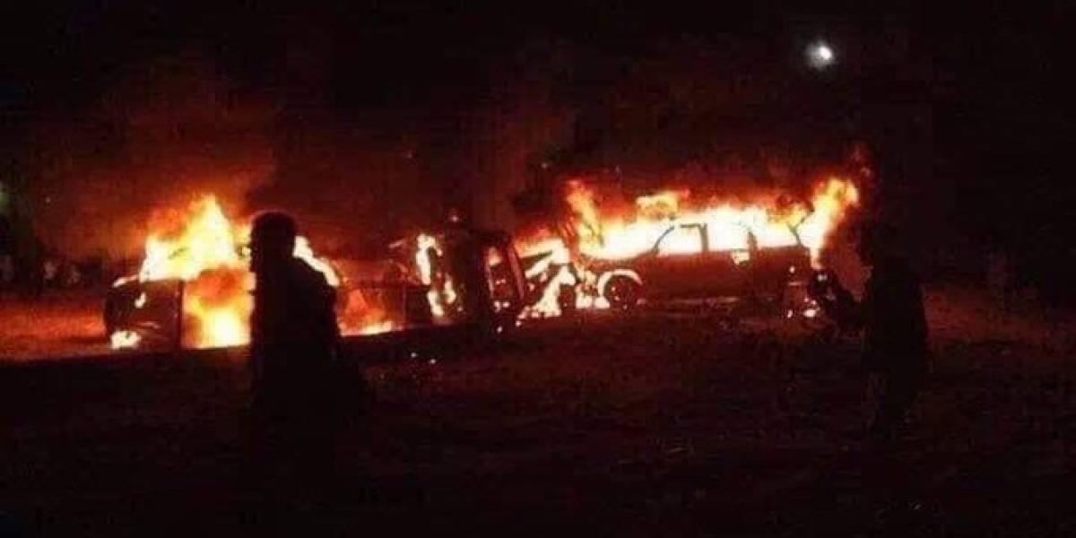 Reportan nuevo ataque aéreo de EEUU en Bagdad