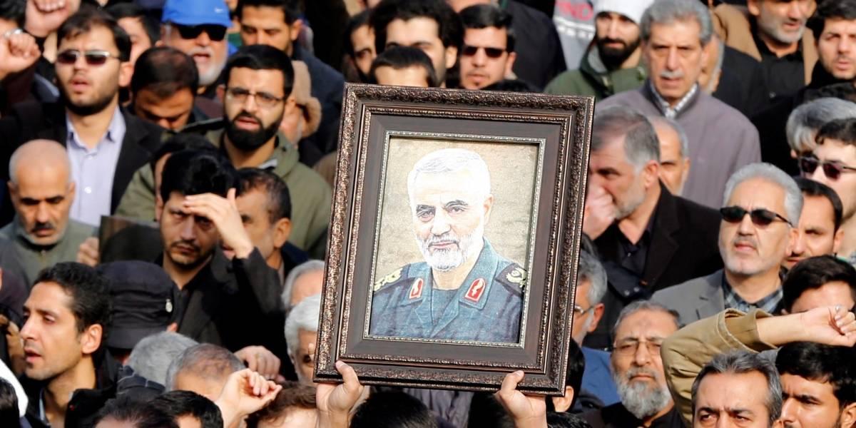 Los trece escenarios que Irán contempla para vengar el asesinato de Soleimaní