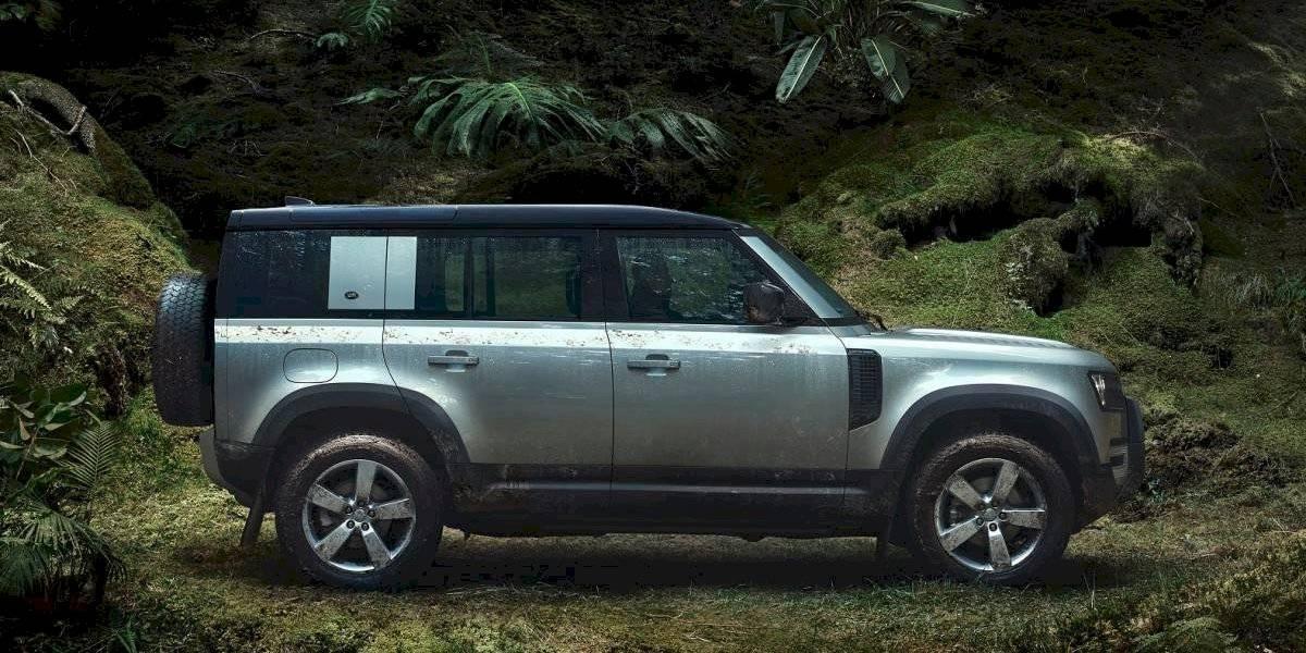 Antes de su llegada a Chile, Land Rover pone al nuevo Defender en preventa