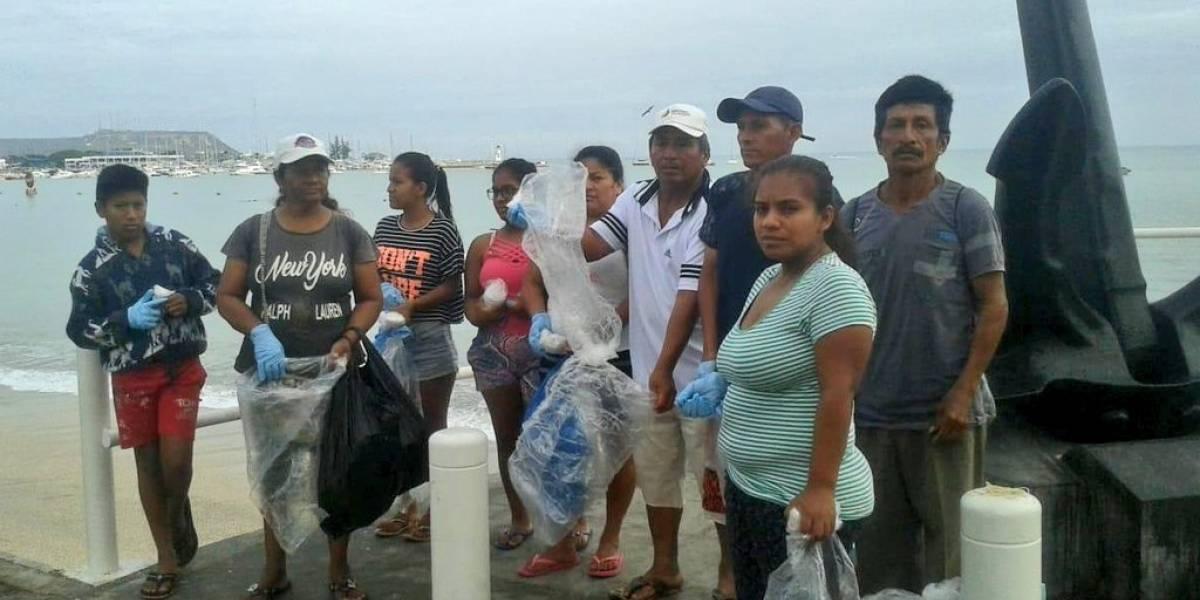 Enfrentamientos en la playa de Salinas generaron indignación en fin de año