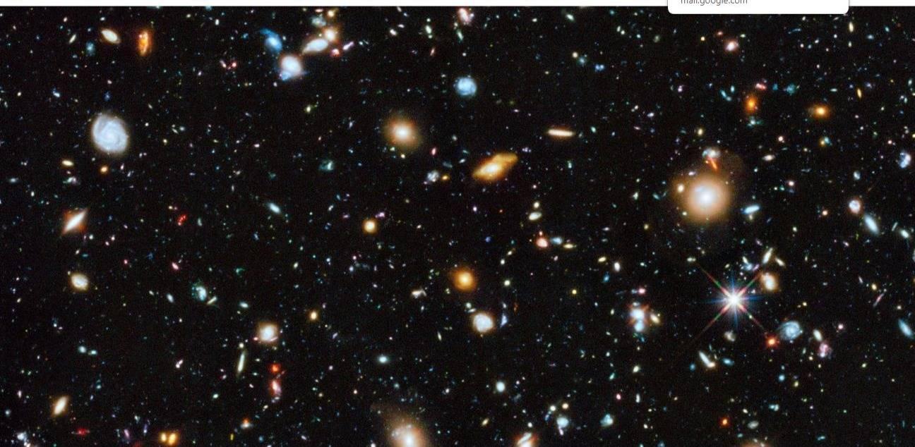 ESA publica calendario con las mejores imágenes capturadas por el Hubble