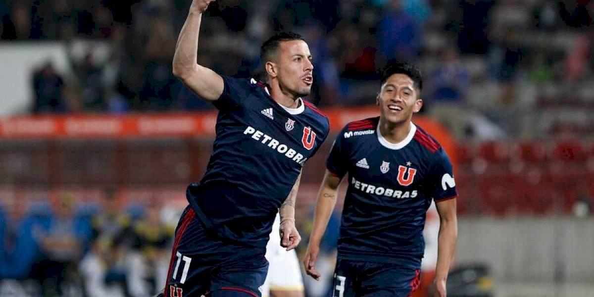 Ubilla encuentra club tras su salida de la U y se convierte en el primer refuerzo de Wanderers