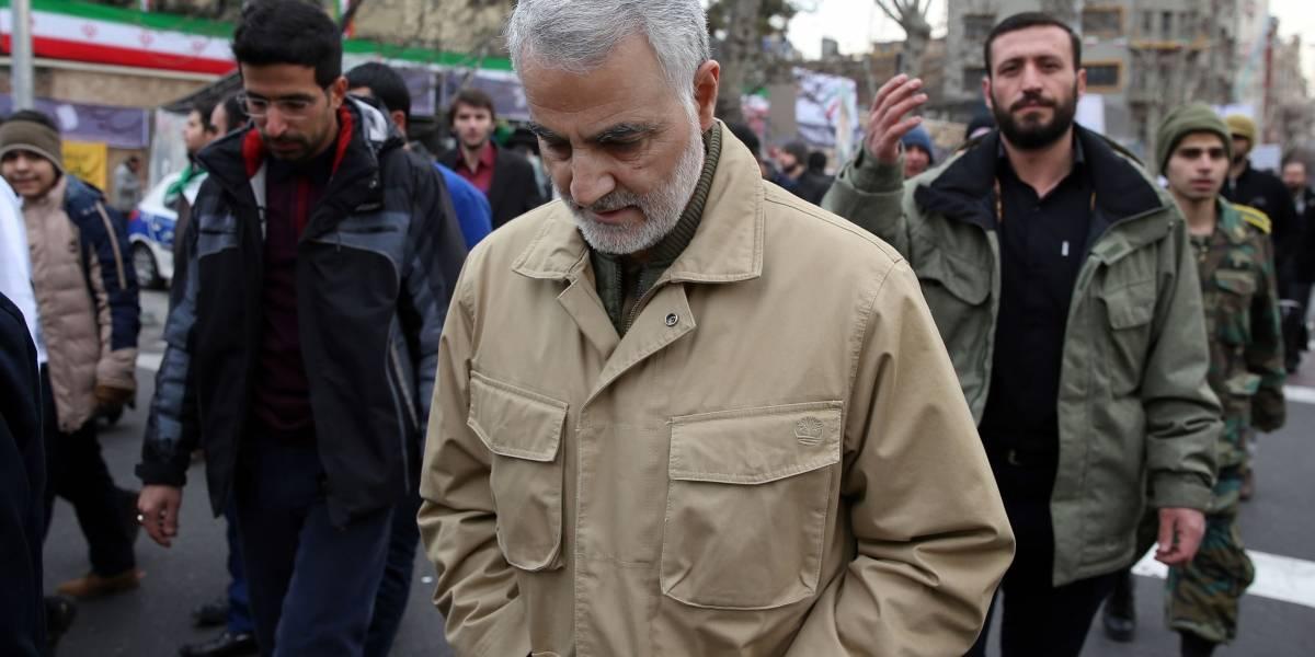 Irán: ¿Quién era Qasem Soleimani y por qué era un objetivo para Estados Unidos?