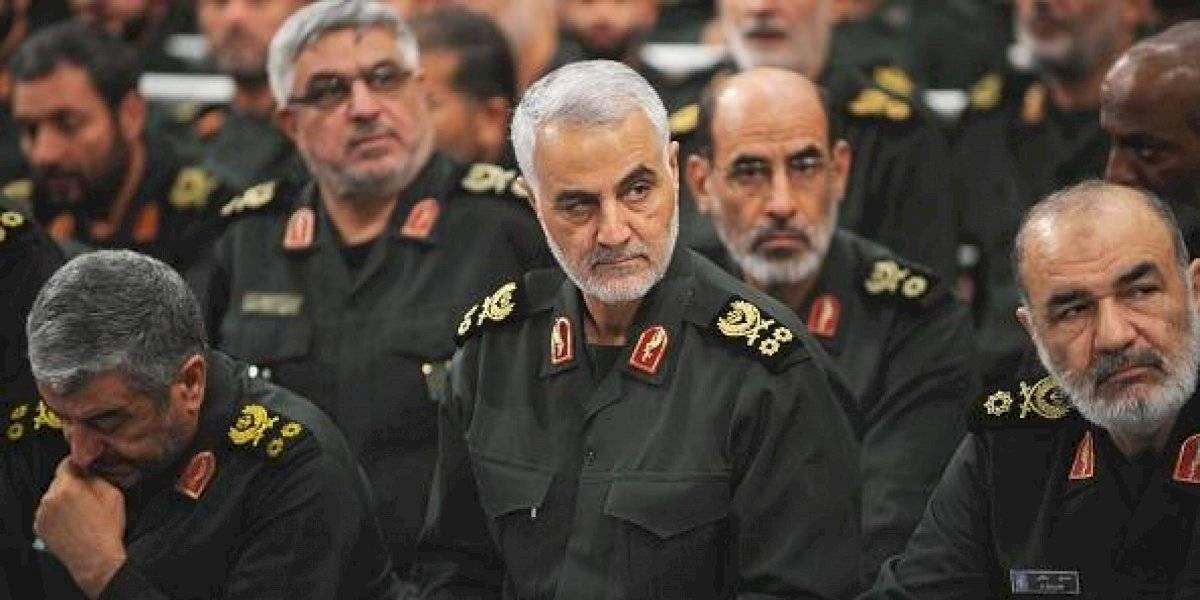 Más de 30 fallecidos durante el funeral del General Soleimaní en Irán