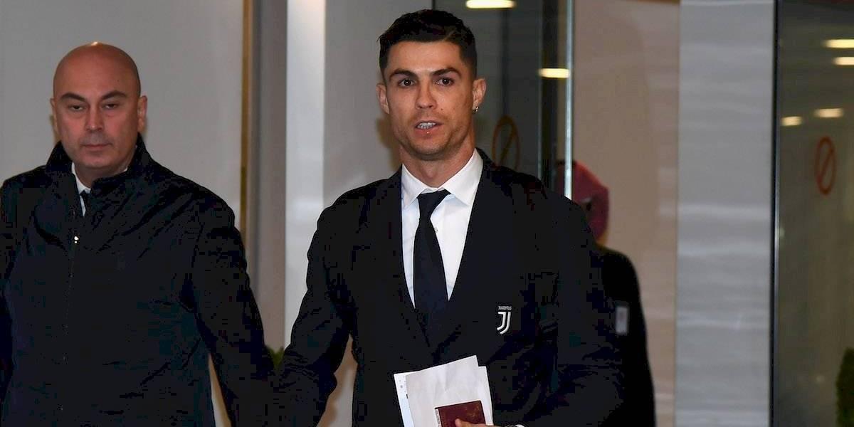 ¡Vaya joya! Cristiano Ronaldo presume el reloj más caro del mundo