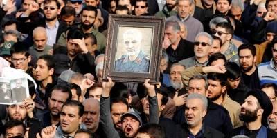 Tensión en Irán por ataque de Estados Unidos