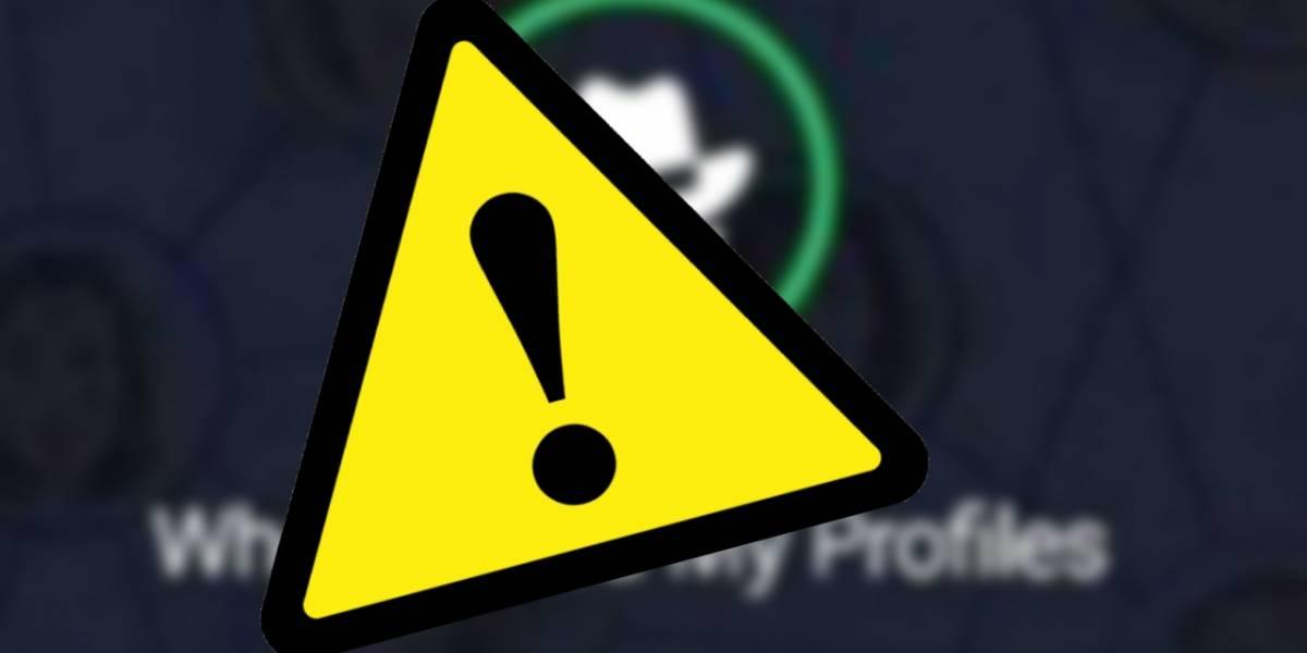 CUIDADO: El Profile Tracker for WhatsApp puede robar tu información