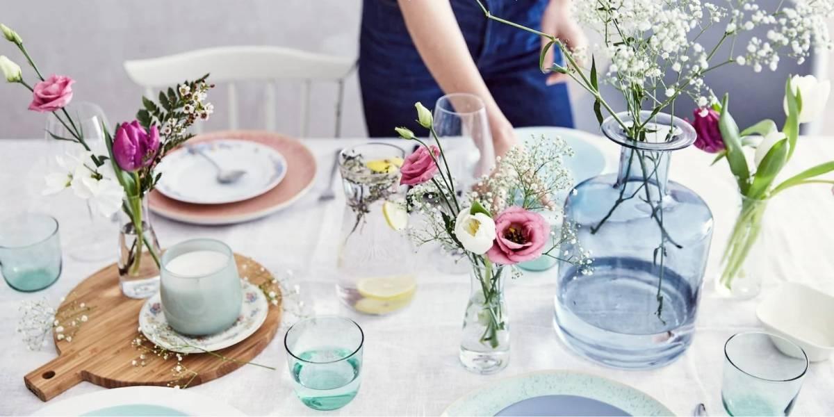 Aprenda a montar uma linda mesa para o verão com estas dicas