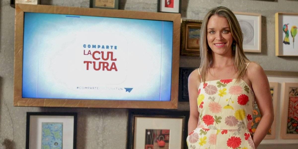Contará con tres programas: desde este domingo Carla Zunino encabezará la nueva franja cultural de TVN