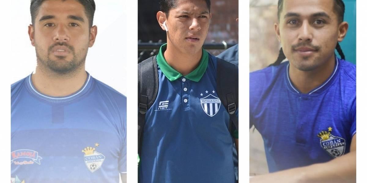 Cobán Imperial, Antigua GFC y Mixco con cambios de cara al Clausura 2020