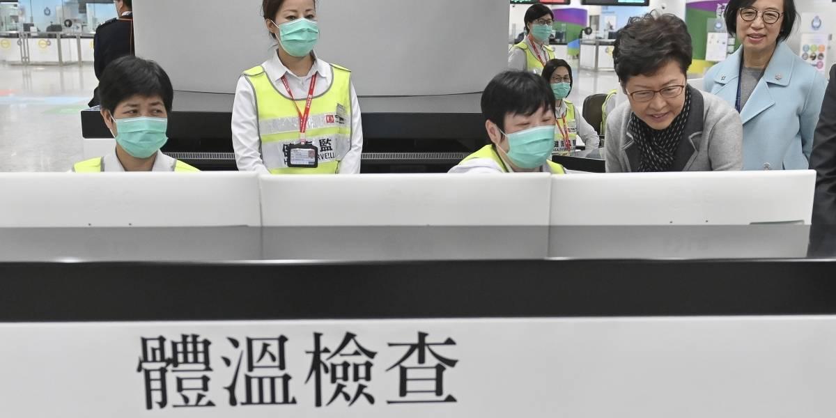 Hong Kong refuerza respuesta a misteriosa enfermedad china