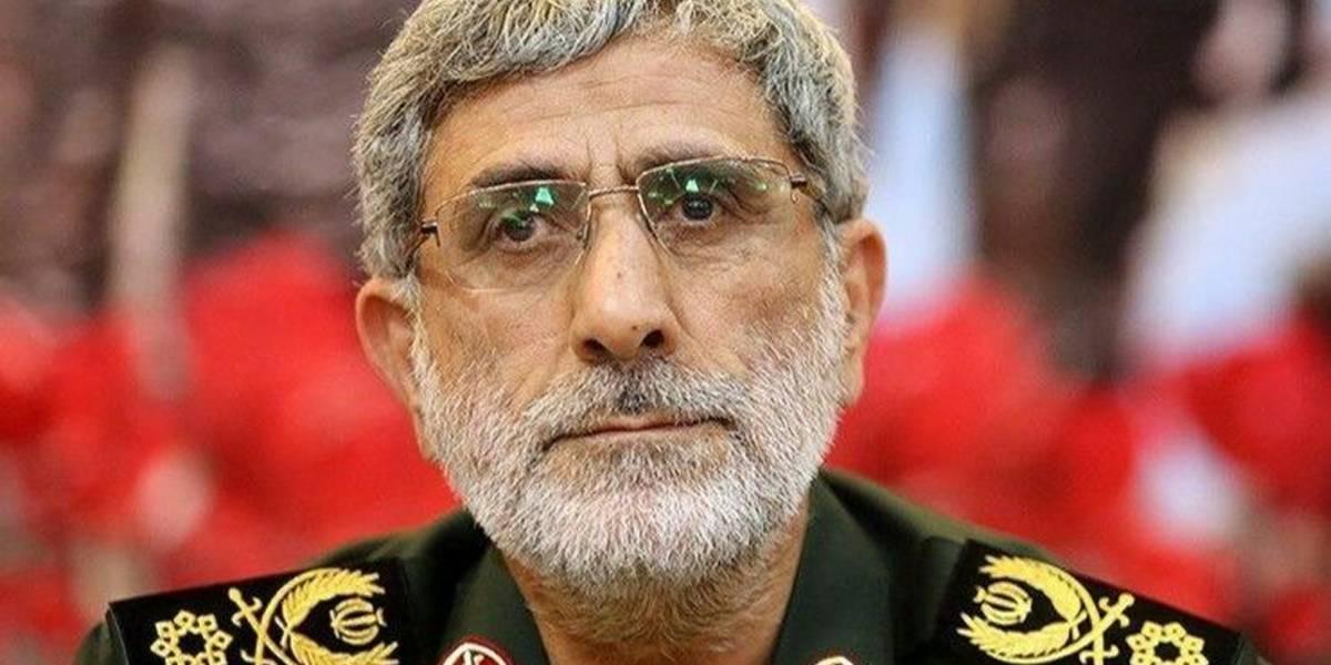General iraní surge como relevo del asesinado Soleimani