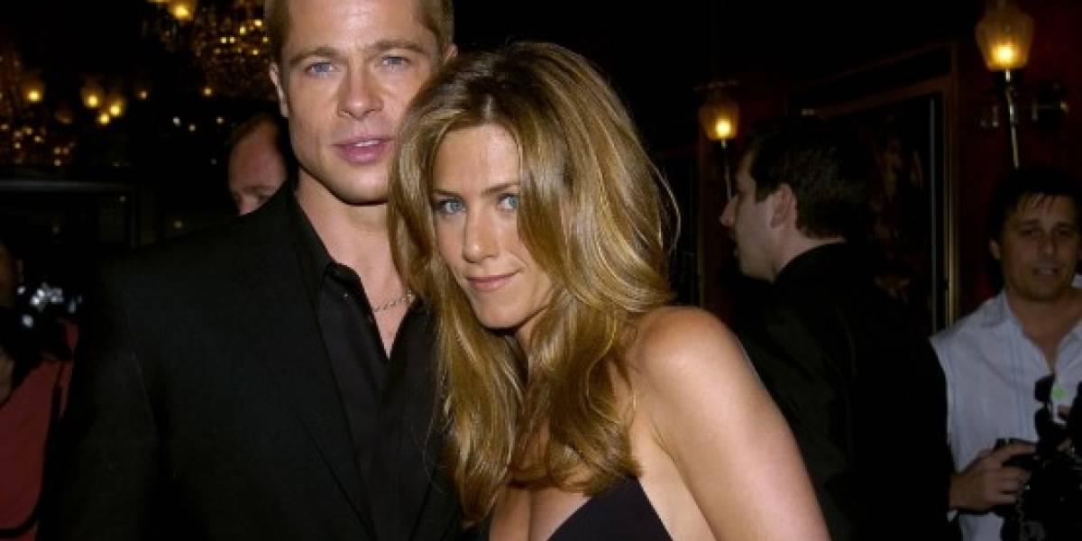 Todo lo que sabemos sobre el reencuentro entre Jennifer Aniston y Brad Pitt en los Golden Globes 2020