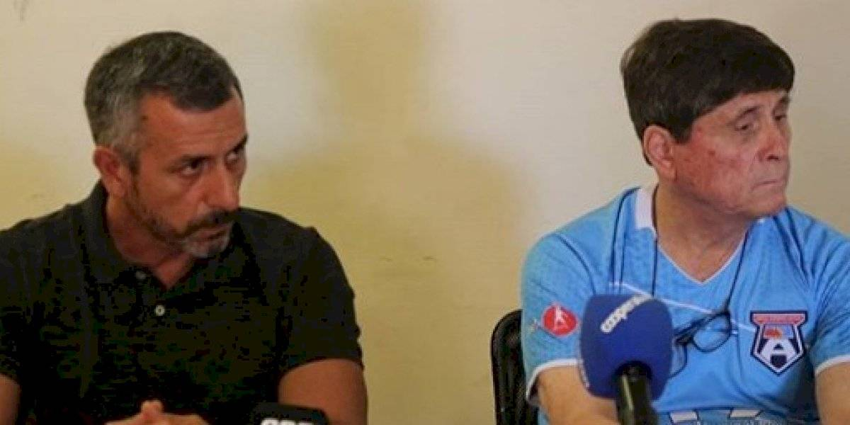 ¡Insólito! San Marcos de Arica presentó a su nuevo entrenador y no le avisó a sus cuentas oficiales