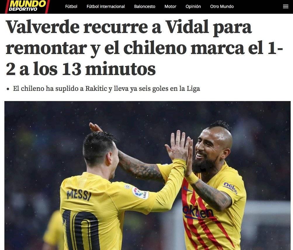Mundo Deportivo Captura
