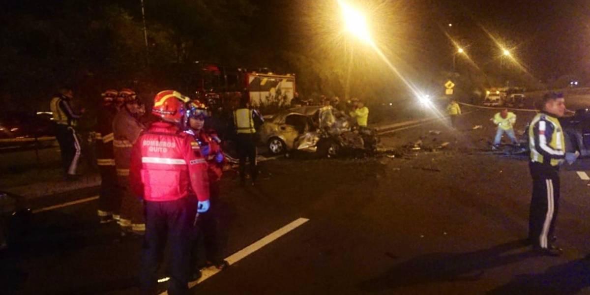 208 personas fallecieron en las vías de Quito en 2019: ¿cuáles son las de mayor accidentabilidad?