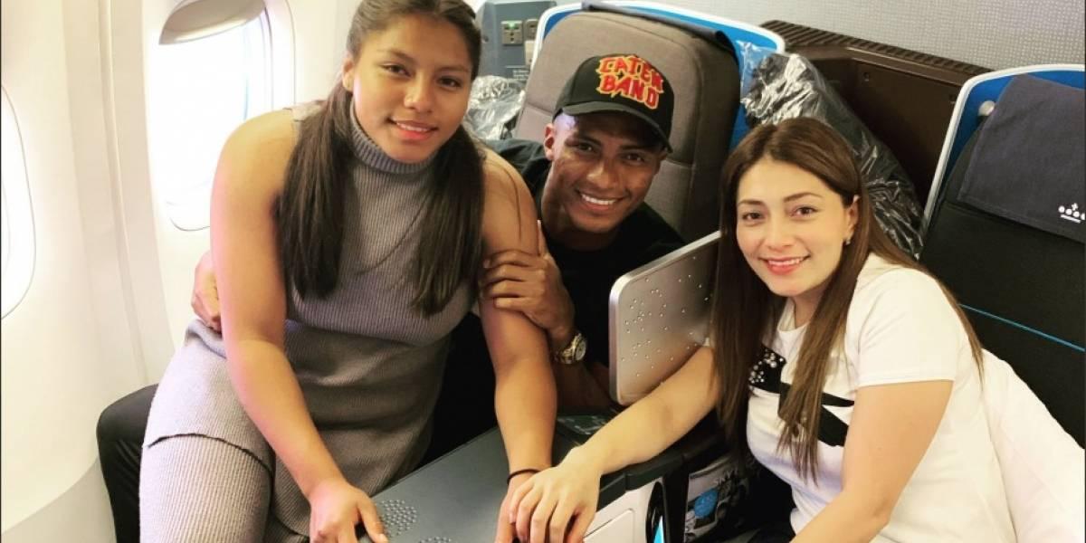 Antonio Valencia: ¡De futbolista a MasterChef durante sus vacaciones!