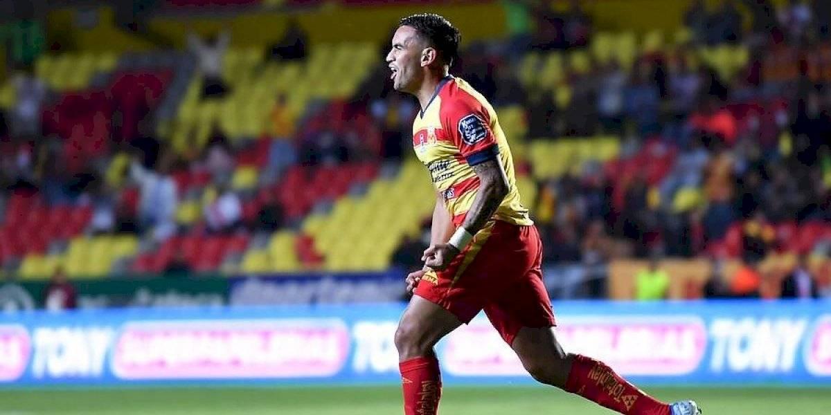 Sebastián Vegas ratifica su buen momento y es escogido dentro del once ideal del Apertura de la Liga MX