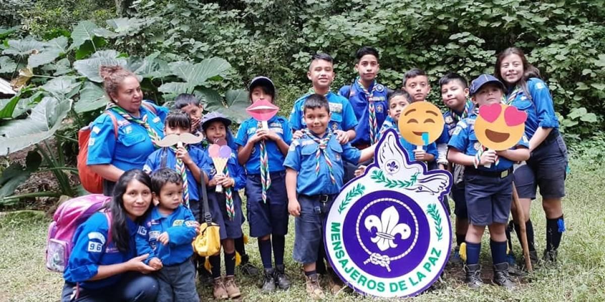 Scouts de Guatemala celebrarán los 100 años de su fundación