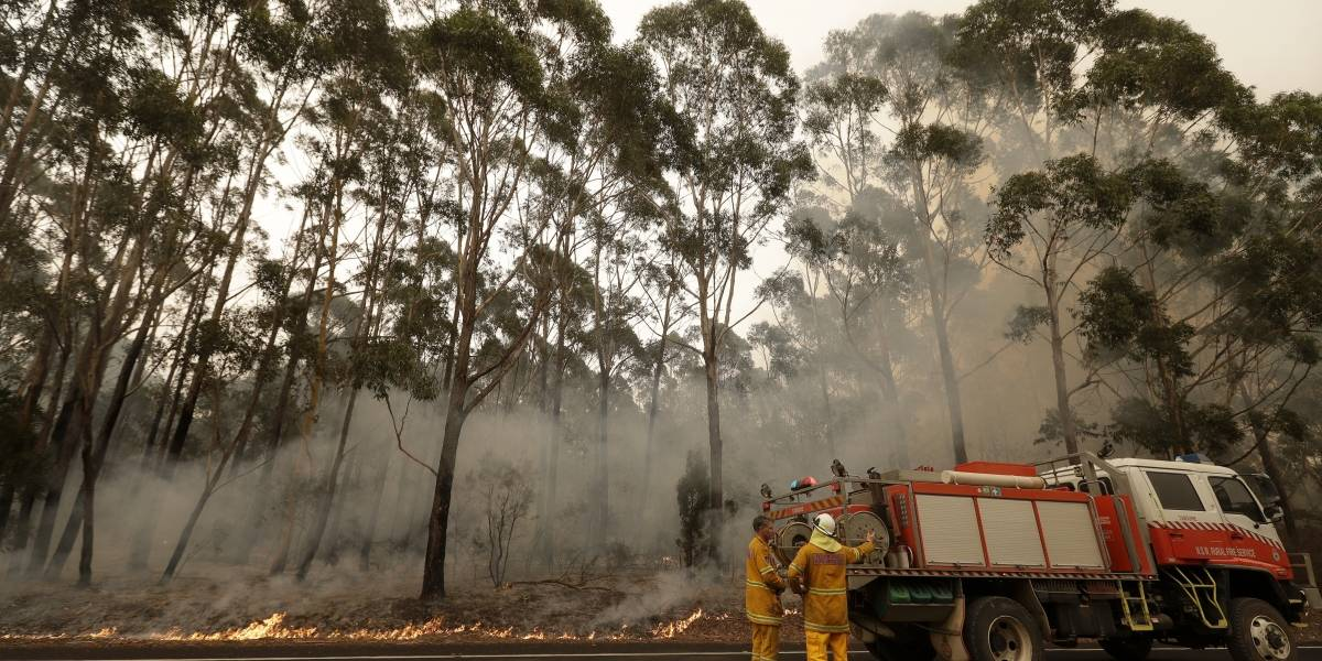 Primer ministro australiano rechaza críticas por incendios