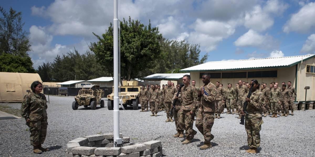 Atacan base militar estadounidense en Kenia