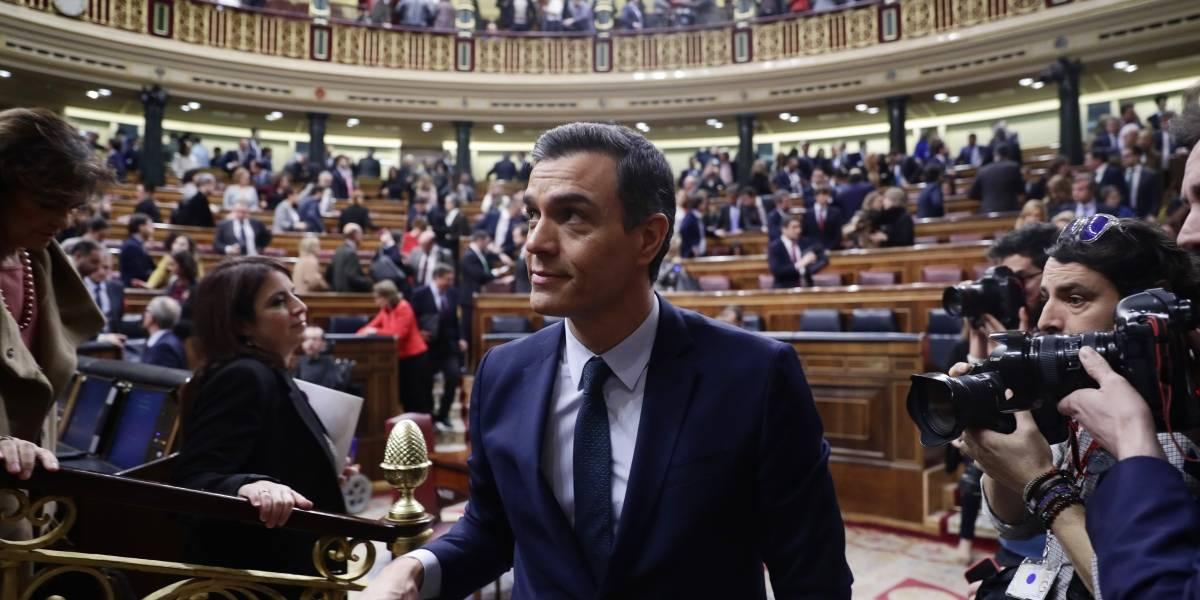 Presidente de España fracasa en primer intento de formar coalición en el país