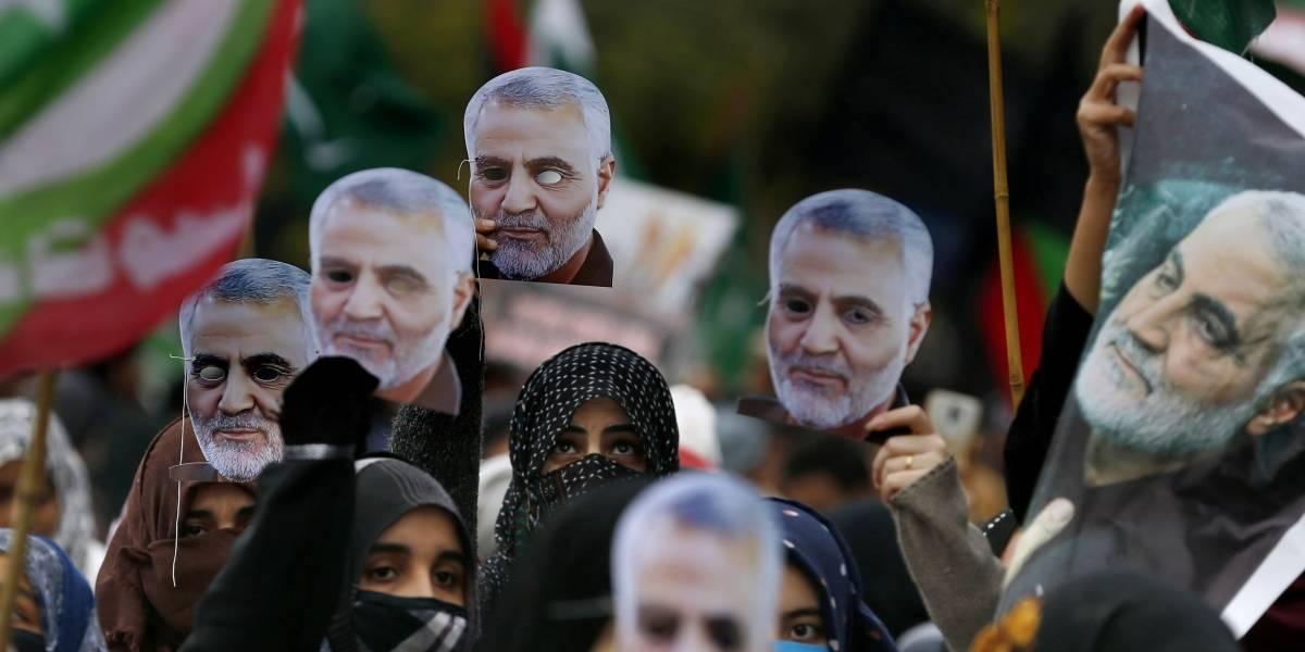 EEUU con mira en 52 objetivos iraníes en caso de represalias en su contra