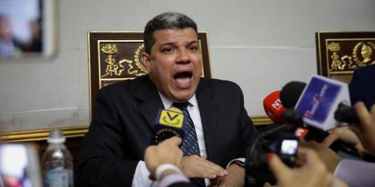 Luis Parra fue elegido nuevo presidente de la Asamblea General venezolana