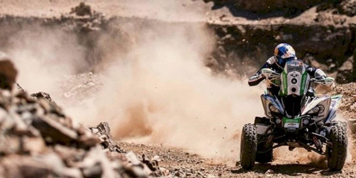 Ignacio Casale comienza con el pie derecho el Dakar tras imponerse en la primera etapa en los quads