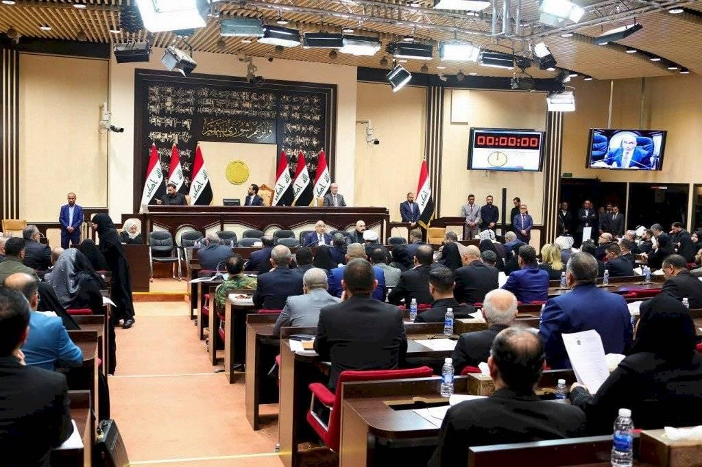 Parlamento de Irak