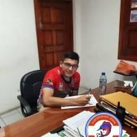 Harim Quezada, exjugador de Municipal