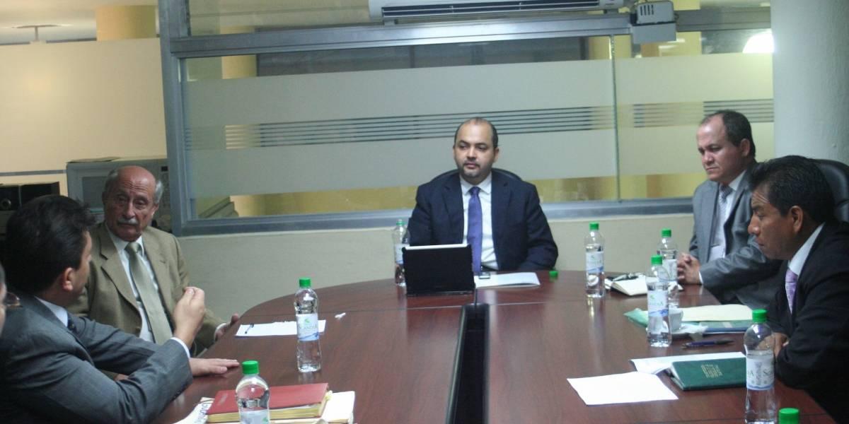 Juan Carlos Rivera cabildeará elección de junta directiva