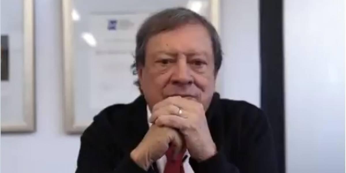 El polémico trino de Mario Hernández que despertó malestar en redes sociales