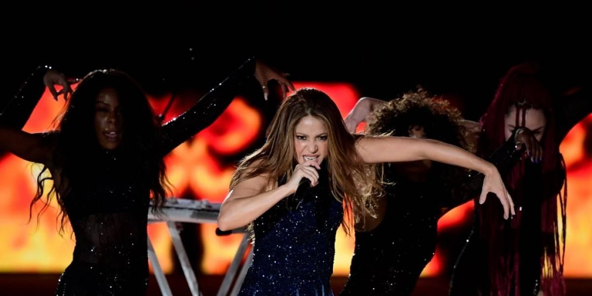 """VIDEO. Shakira recibió burlas en la escuela por cantar """"como una cabra"""""""