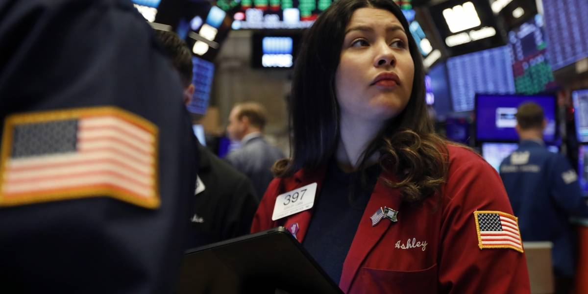 Bolsa de valores de Wall Street baja por tensiones entre EEUU e Irán