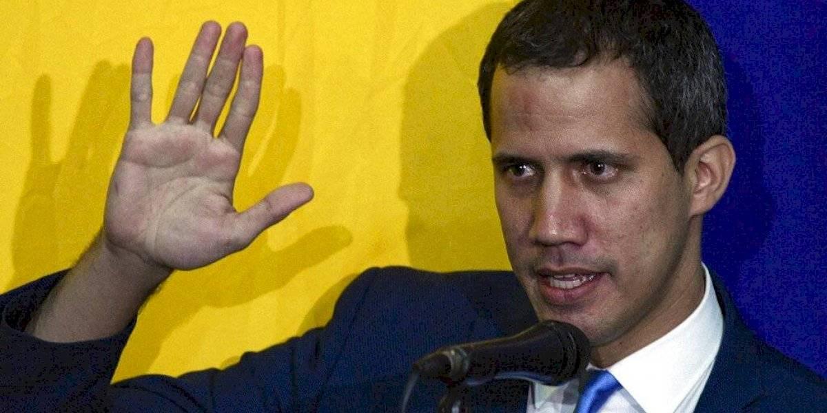Guaidó buscará entrar al Parlamento de Venezuela como presidente