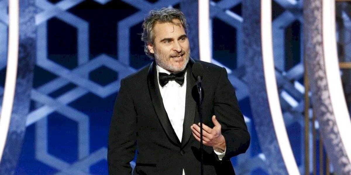 Joaquin Phoenix, Brad Pitt y Elton John fueron algunos de los triunfadores: revisa los ganadores de los Globos de Oro