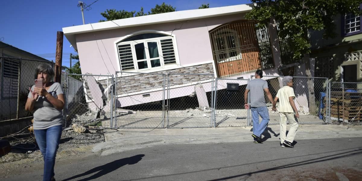 20 refugiados por los temblores en el sur