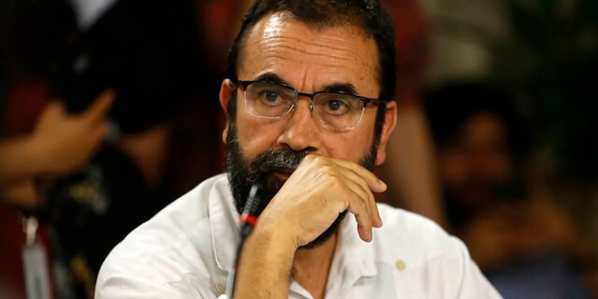 Se salvó: TC rechazó destitución del diputado PC Hugo Gutiérrez