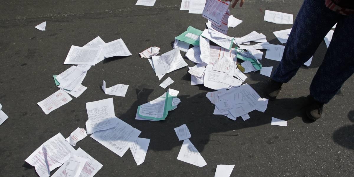 Fiscalía Oriente abre investigación tras denuncia de Demre por filtración de PSU
