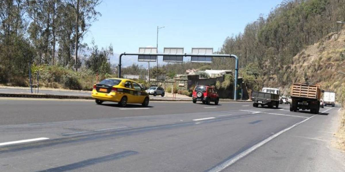 Tramo de la avenida Simón Bolívar estará cerrado por trabajos viales
