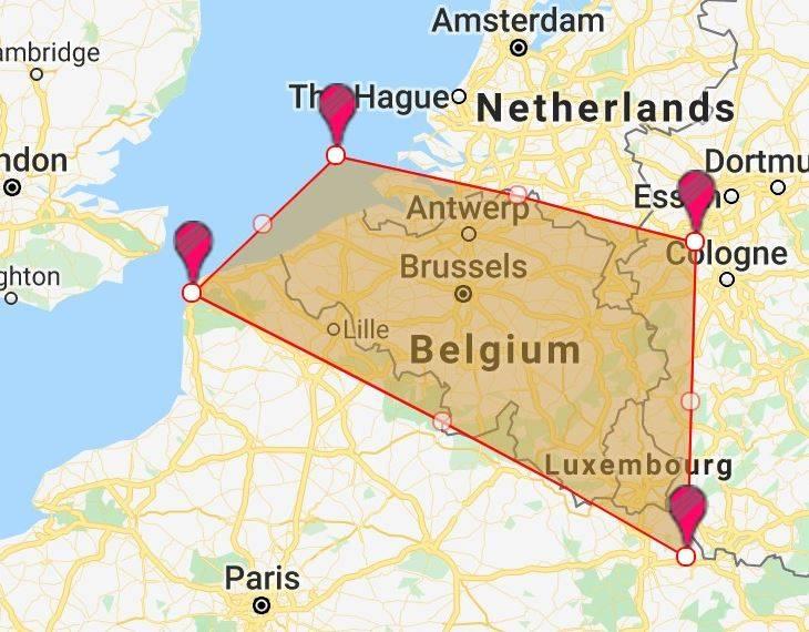 Bélgica incendios