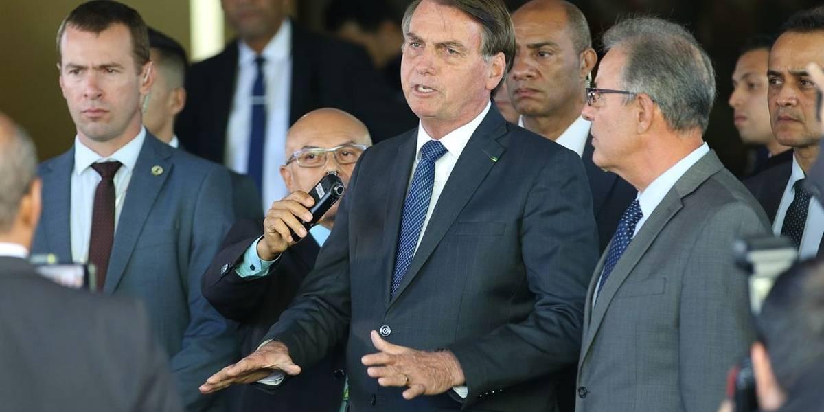 Bolsonaro contraria fala de Guedes e descarta 'imposto do pecado'
