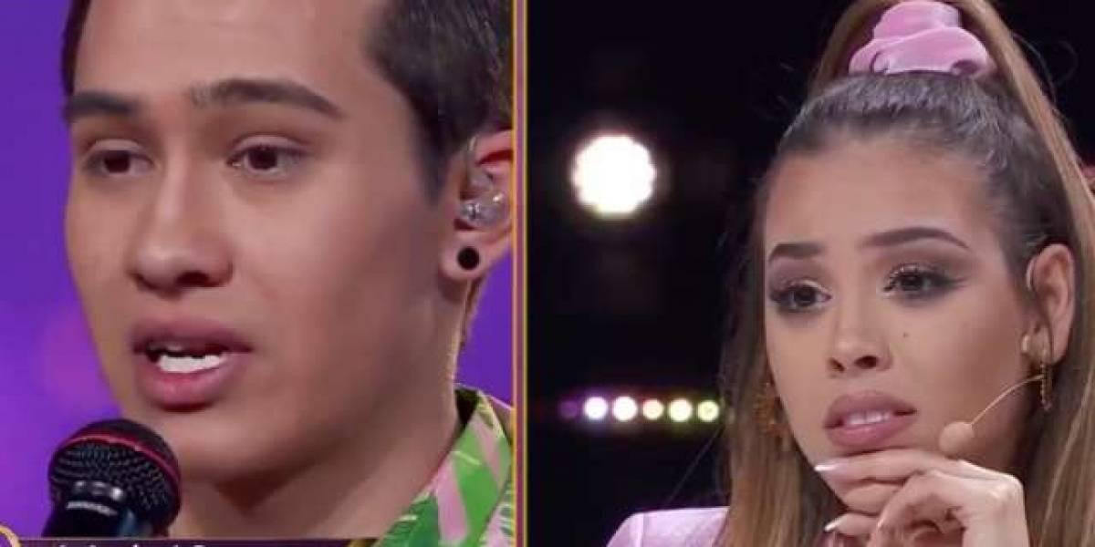 """Danna Paola despotrica contra un alumno de """"La Academia"""" que la insultó"""