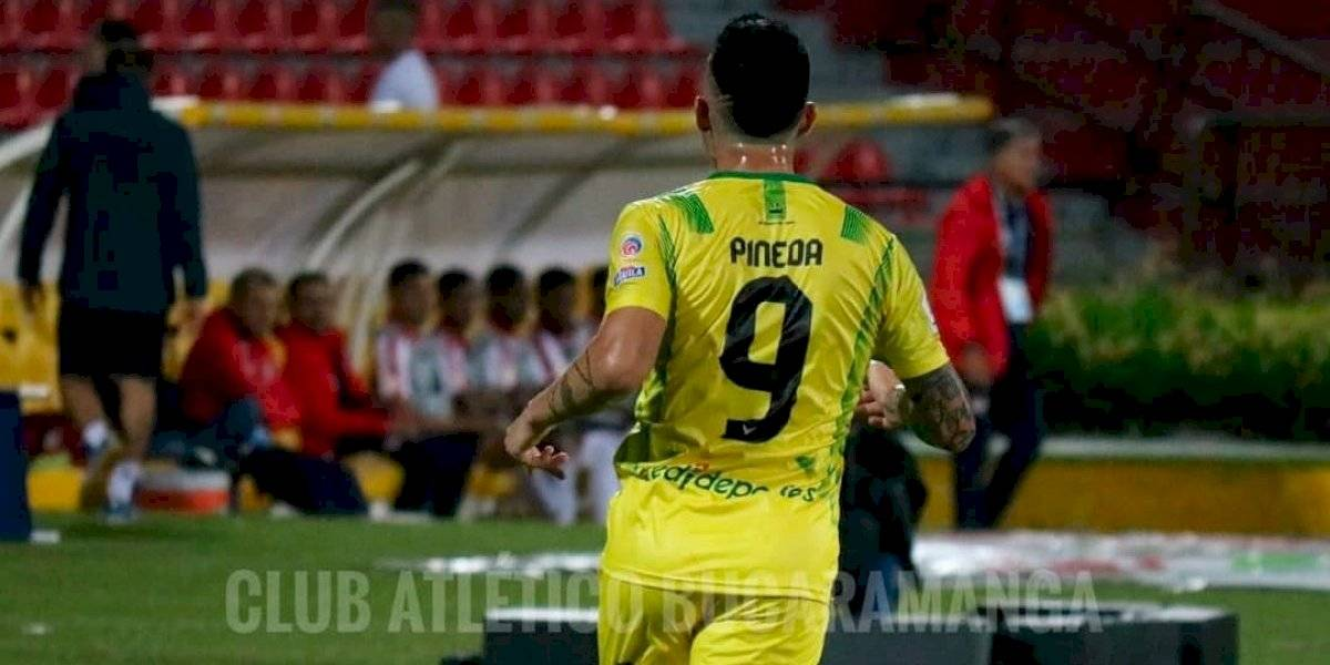 La historia completa tras el fichaje por un día de Jean Paul Pineda en club colombiano